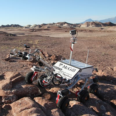 Inertial Measurement Unit for Gimbal Camera Stabilization