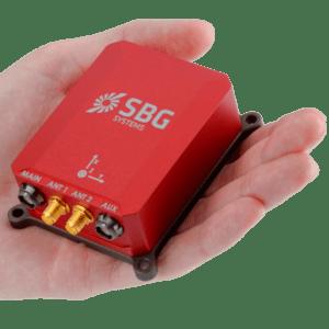 Ellipse-D Dual Antenna RTK INS