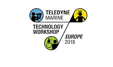 Teledyne Marine Technology Workshop 2018