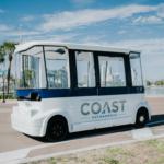Coast Autonomous equips its driverless shuttle with the Ellipse2-D