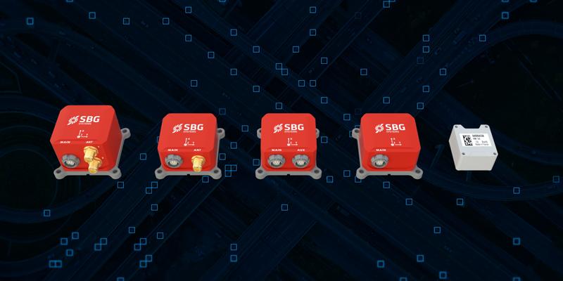 Ellipse系列 - 第三代微型 AHRS、MRU,INS/GNSS。