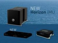 Horizon IMU completes the Navsight Marine Solution