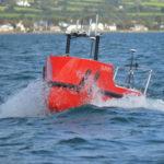 Navsight INS used for Multi-Beam & Laser Survey Onboard USV