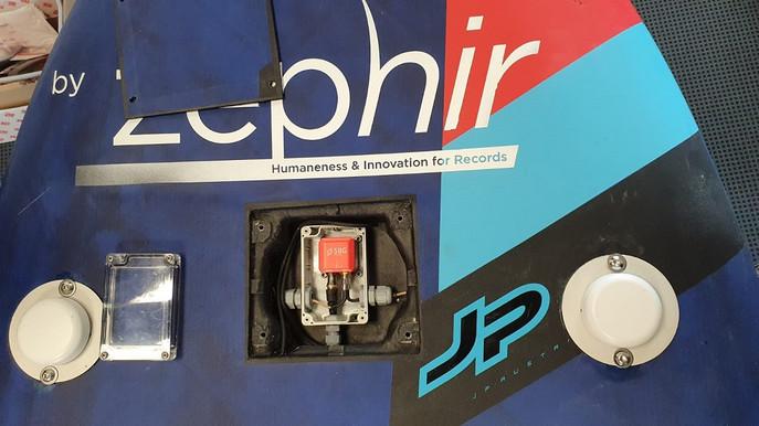 Ellipse-D RTK GNSS/INS dans le projet Zephir !
