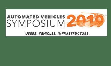 Automated Vehicle Symposium 2019