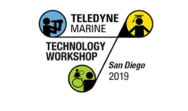 Teledyne Marine Technology Workshop 2019